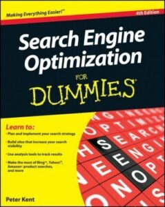 Search Engine Optimization For Dummies [Paperback], Fourth Edition