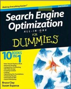 Search Engine Optimization All-in-One For Dummies, Second Edition