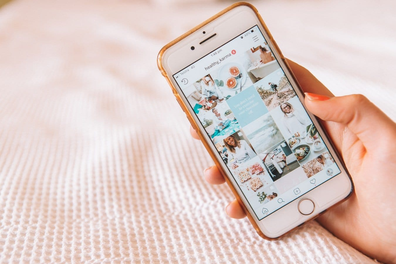 digital marketing product presentation social media
