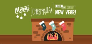 merry-christmallax-flat-web-design