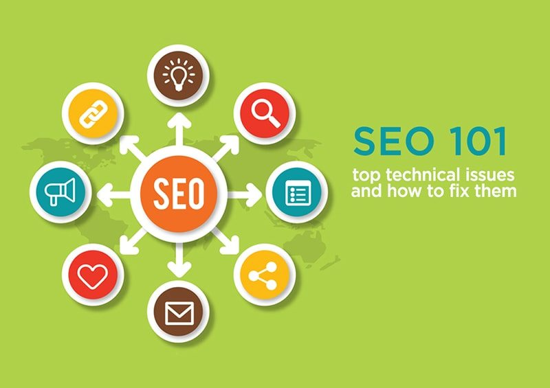 SEO 101: Top Technical Issues and How to Fix Them