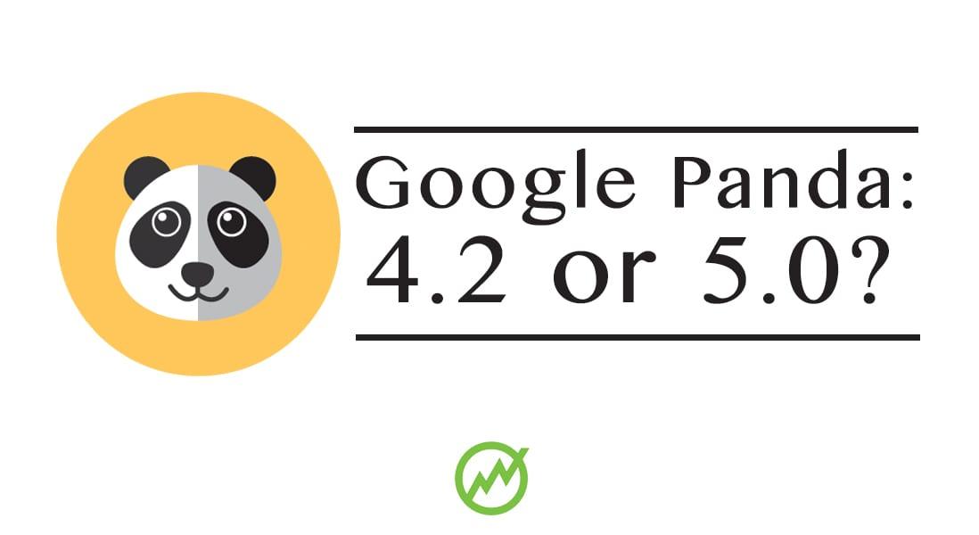 Panda 4.2 or Panda 5.0?