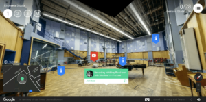 inside abbey road microinteractive elements