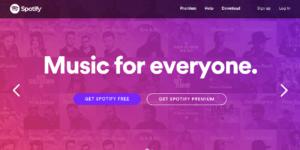 spotify duotone scheme