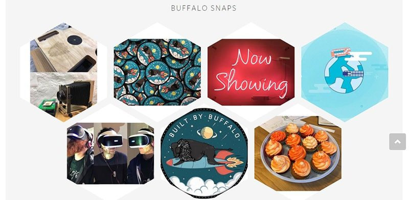 builtbybuffalo geometric patterns web design trends 2017 2018