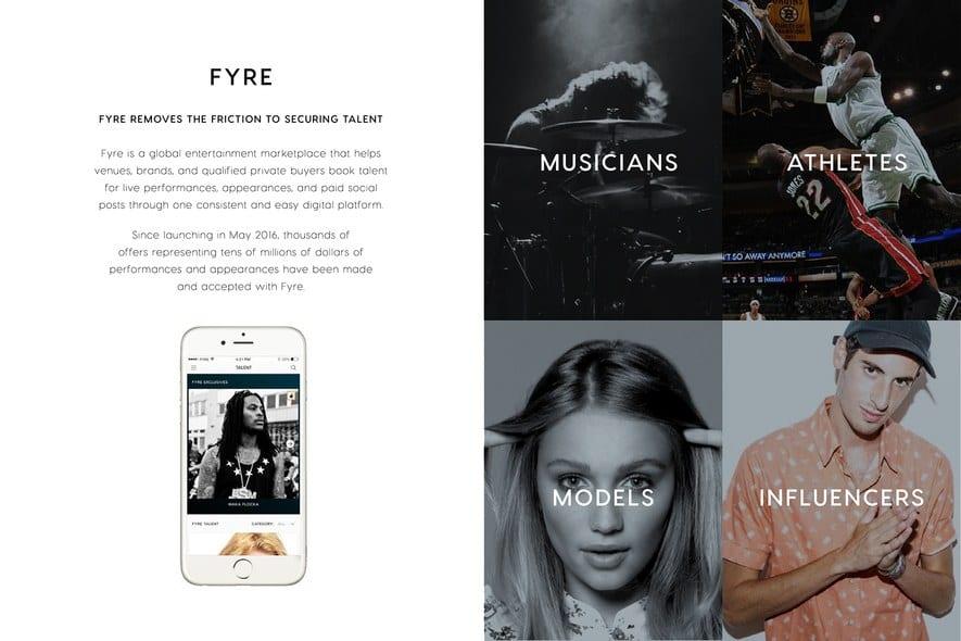 fyre festival social media marketing