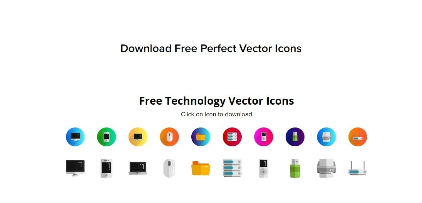 Perfect Icons