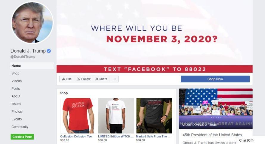 political digital marketing