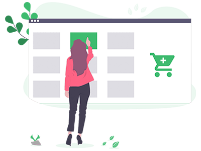 Custom E-commerce Development Service