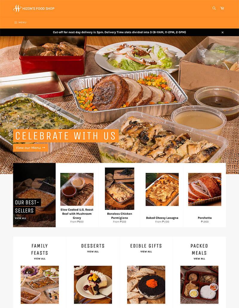 Hizons Food Shop