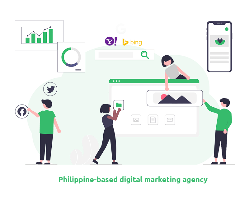Philippine's best-rated digital marketing agency