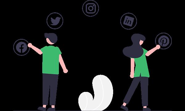 Digital Marketing Services - Social Media Marketing