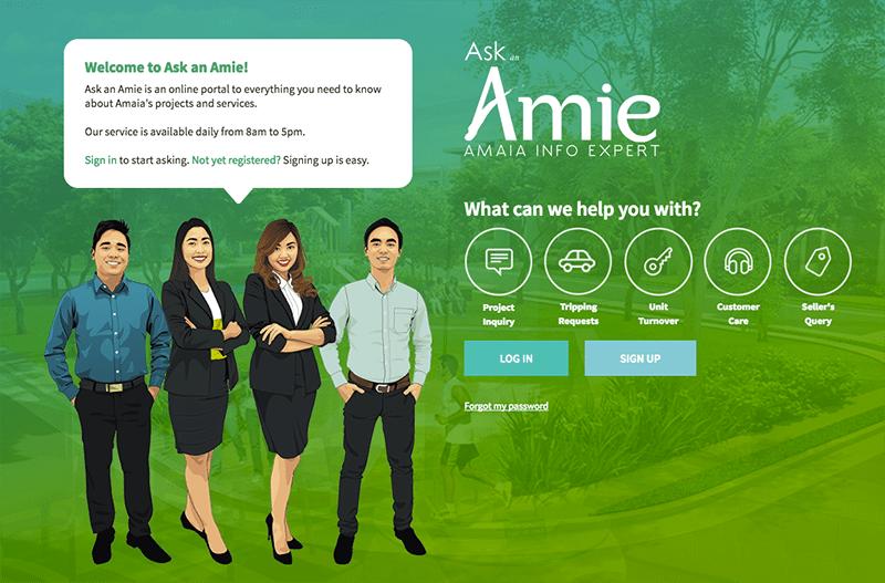 Amaia - Ask Amie