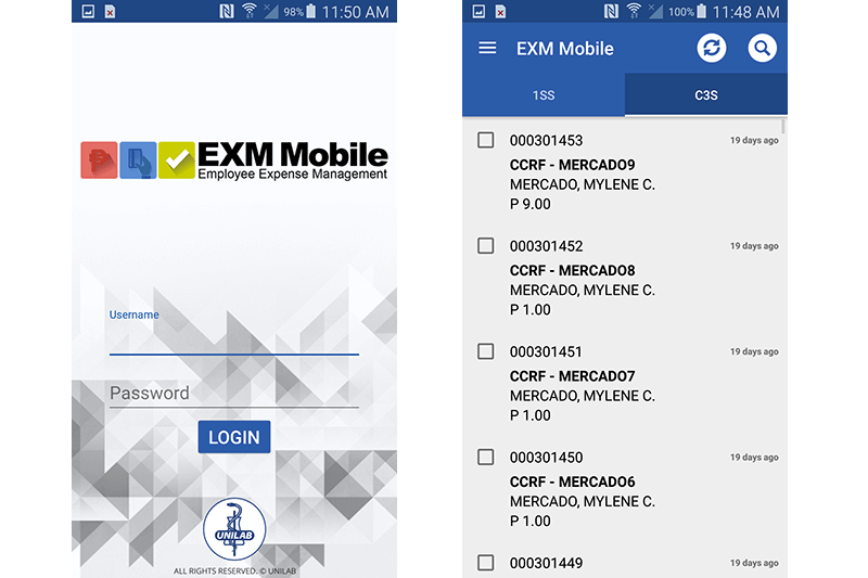 EXM Mobile