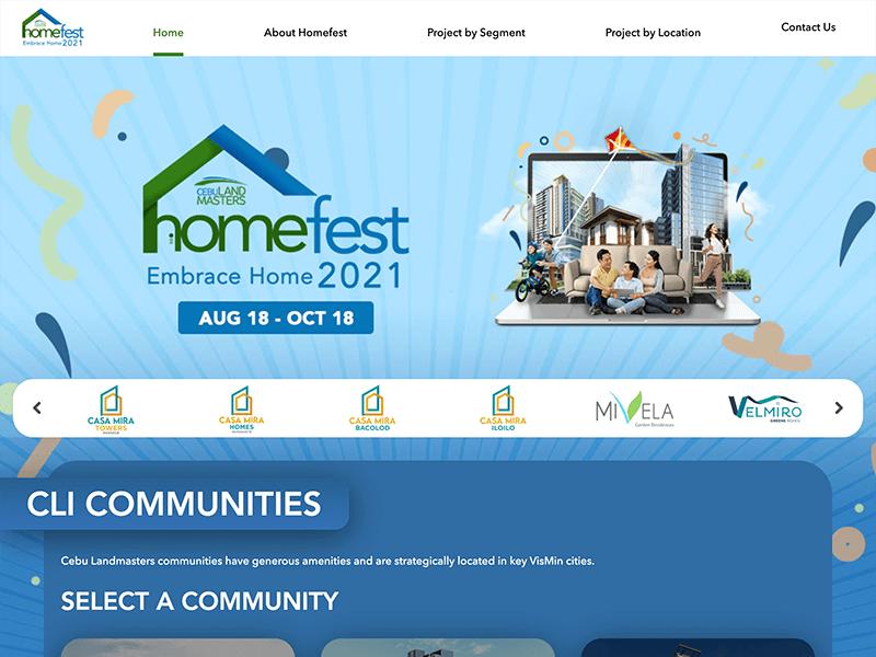 Cebuland Masters Homefest