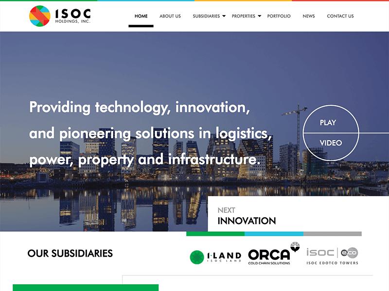 ISOC Holdings Inc,