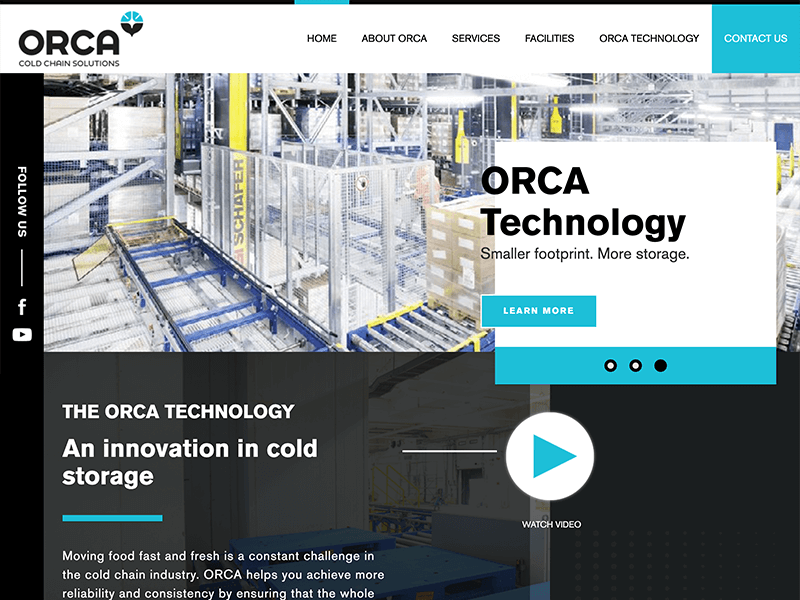 Orca Cold Chain Solutions