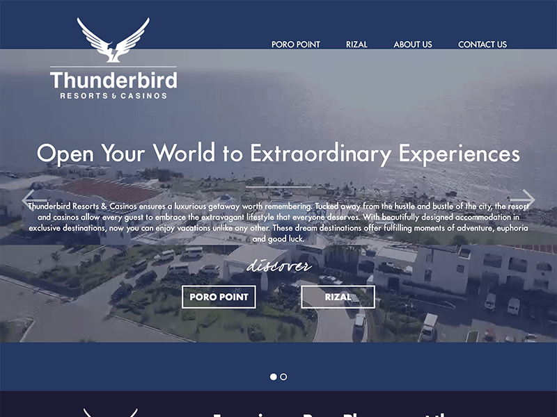 Thunderbird Resorts & Casino